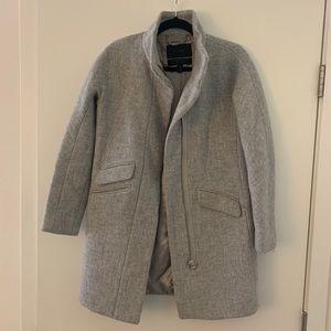 J. Crew stadium cloth wool coat